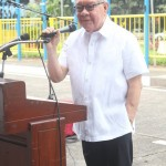 Capt. Abad witnesses unveiling of heritage tree marker in Congress. (96)