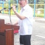 Capt. Abad witnesses unveiling of heritage tree marker in Congress. (98)