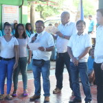 Taniman Action Disaster Shelter Federation takes oath. (4)