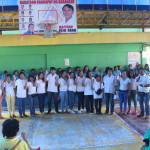 Taniman Action Disaster Shelter Federation takes oath. (6)