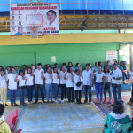 Taniman Action Disaster Shelter Federation takes oath. (7)