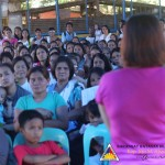 4Ps beneficiaries get oriented about their Christmas privileges. (13)