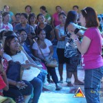 4Ps beneficiaries get oriented about their Christmas privileges. (18)