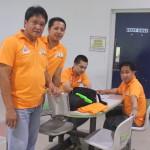 Batasan Hills participates in Haligi ng mg Barangay Mini-Olympics 2015. (10)