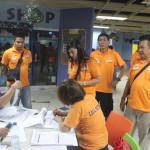 Batasan Hills participates in Haligi ng mg Barangay Mini-Olympics 2015. (13)