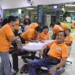 Batasan Hills participates in Haligi ng mg Barangay Mini-Olympics 2015. (6)