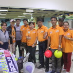 Batasan Hills participates in Haligi ng mg Barangay Mini-Olympics 2015. (7)