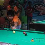 Kgd. Santos represents Batasan Hills in Haligi ng mga Barangay Mini-Olympics 2015 – Husay sa Billiards. (1)
