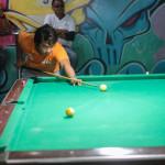 Kgd. Santos represents Batasan Hills in Haligi ng mga Barangay Mini-Olympics 2015 – Husay sa Billiards. (5)