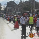 Barangay employees assist PCCAES pupils during earthquake drill. (14)