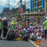 Barangay employees assist PCCAES pupils during earthquake drill. (27)