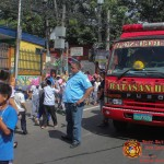 Barangay employees assist PCCAES pupils during earthquake drill. (7)