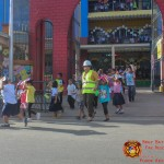 Barangay employees assist PCCAES pupils during earthquake drill. (9)
