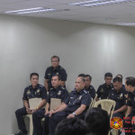 Barangay fire brigade heads concur to creation of National Volunteer Fire Council. (10)