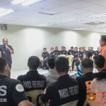 Barangay fire brigade heads concur to creation of National Volunteer Fire Council. (15)