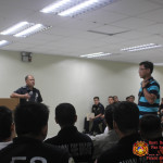 Barangay fire brigade heads concur to creation of National Volunteer Fire Council. (18)
