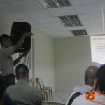 Barangay fire brigade heads concur to creation of National Volunteer Fire Council. (21)