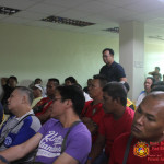 Barangay fire brigade heads concur to creation of National Volunteer Fire Council. (26)