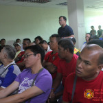 Barangay fire brigade heads concur to creation of National Volunteer Fire Council. (27)