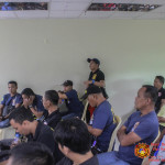 Barangay fire brigade heads concur to creation of National Volunteer Fire Council. (28)