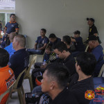 Barangay fire brigade heads concur to creation of National Volunteer Fire Council. (29)