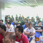 Barangay fire brigade heads concur to creation of National Volunteer Fire Council. (31)
