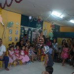 Kgd. Custodio grants Christmas wishes of day care pupils. (2)