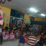 Kgd. Custodio grants Christmas wishes of day care pupils. (3)