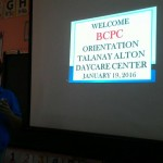 BCPC Orientation at Talanay Day Care (1)