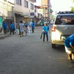 BCPC and Lupon Tagapamayapa's conduct clean-up drive. (10)