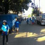 BCPC and Lupon Tagapamayapa's conduct clean-up drive. (11)