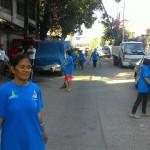 BCPC and Lupon Tagapamayapa's conduct clean-up drive. (12)