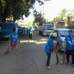 BCPC and Lupon Tagapamayapa's conduct clean-up drive. (13)