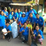 BCPC and Lupon Tagapamayapa's conduct clean-up drive. (2)