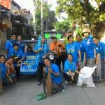 BCPC and Lupon Tagapamayapa's conduct clean-up drive. (22)