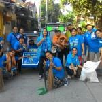 BCPC and Lupon Tagapamayapa's conduct clean-up drive. (23)