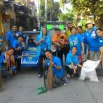 BCPC and Lupon Tagapamayapa's conduct clean-up drive. (24)