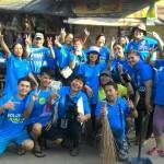 BCPC and Lupon Tagapamayapa's conduct clean-up drive. (4)