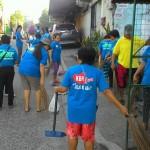 BCPC and Lupon Tagapamayapa's conduct clean-up drive. (5)