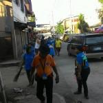 BCPC and Lupon Tagapamayapa's conduct clean-up drive. (8)