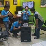 BCPC receives a portable sound system from Capt. Abad. (6)
