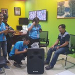 BCPC receives a portable sound system from Capt. Abad. (7)