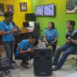 BCPC receives a portable sound system from Capt. Abad. (9)