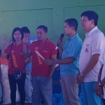 Pioneer HOA officers for 2016 take oath. (3)