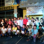 TFYD recognizes various youth organizations in Batasan Hills. (34)
