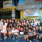 TFYD recognizes various youth organizations in Batasan Hills. (40)