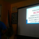 BCPC Orientation at Freedom Park 3 & 4 Daycare Center (2)