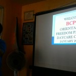 BCPC Orientation at Freedom Park 3 & 4 Daycare Center (3)