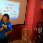 BCPC Orientation at Pook Pag-asa (12)