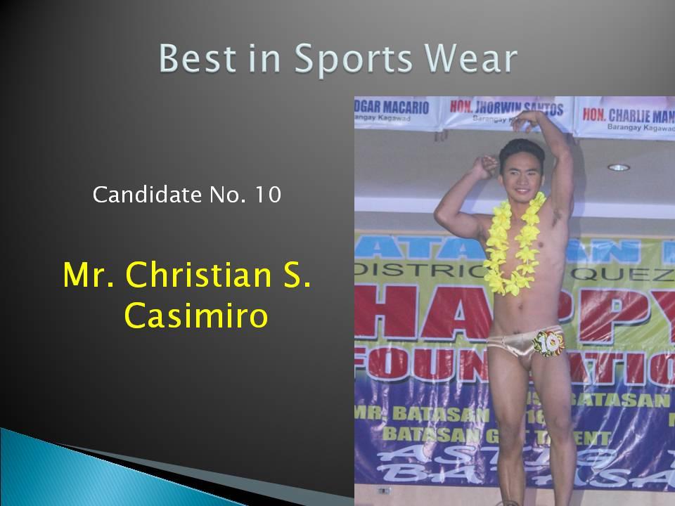 Best Sports Wear